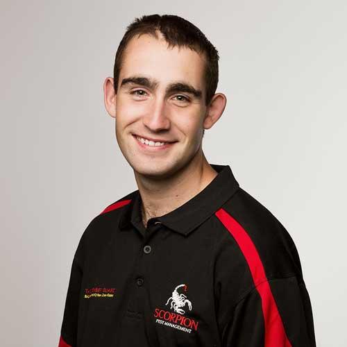 Pest Control Technician - Brandon Eyles