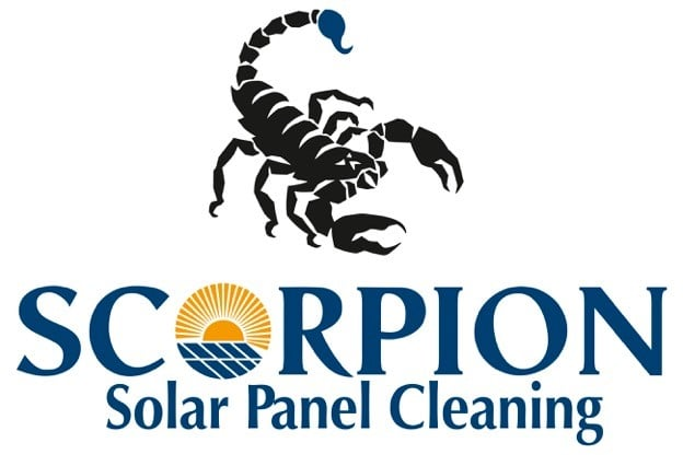 scorpion solar panel cleaning